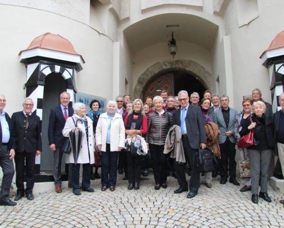 Interessante Mitgliederversammlung 2015 in Sigmaringen