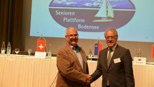 Franz-Josef Jehle neuer Präsident der Plattform