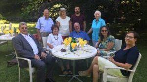 Sommersitzung von Vorstand und Arbeitsausschuss